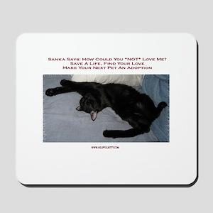 Adopt a Pet #1 Mousepad