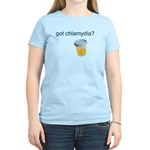 Got Chlamydia? Women's Light T-Shirt