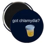"""Got Chlamydia? 2.25"""" Magnet (100 pack)"""
