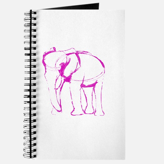 Cool Colorful elephant Journal