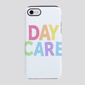 Team Daycare Light Cute Gift iPhone 8/7 Tough Case