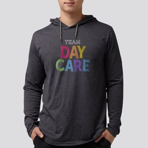Team Daycare Light Cute Gift F Long Sleeve T-Shirt