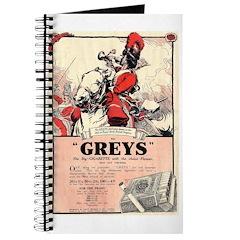 Greys Cigs Journal