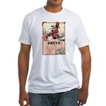 Greys Cigs Fitted T-Shirt
