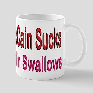 McCain Sucks Mug