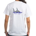 Chattitude Lurking Shark T-Shirt