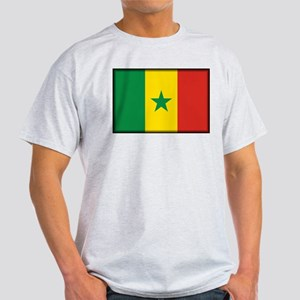 Senegal Ash Grey T-Shirt