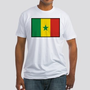 Senegal Fitted T-Shirt