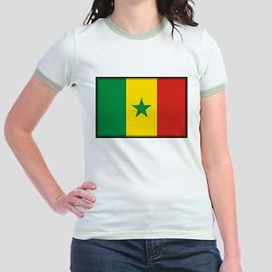 Senegal Jr. Ringer T-Shirt