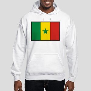 Senegal Hooded Sweatshirt