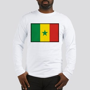 Senegal Long Sleeve T-Shirt