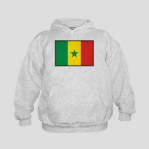 Senegal Kids Hoodie