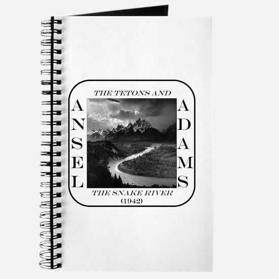Tetons & Snake River Journal