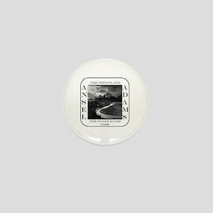 Tetons & Snake River Mini Button
