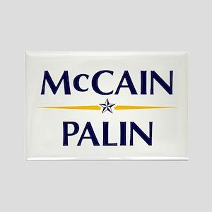 McCain/Palin Rectangle Magnet