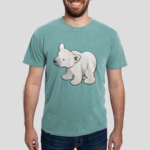 Gray Baby Polar Bear T-Shirt