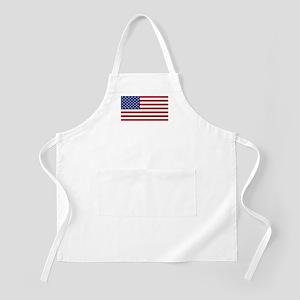 USA Flag BBQ Apron