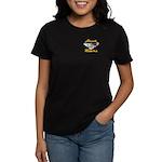 HawkChai Women's Dark T-Shirt