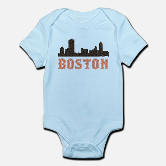 Prudential Center Boston Ma Baby Clothes Cafepress