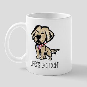 Life's Golden USA Mug