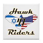 HawkChai Tile Coaster