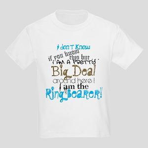 Big Deal Ring Bearer Kids Light T-Shirt