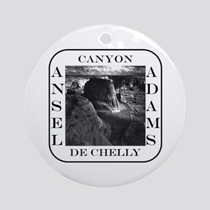 Canyon De Chelly Ornament (Round)