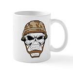 Soldier Skull Mugs