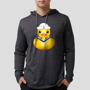 Rubber Ducky Sailor Long Sleeve T-Shirt