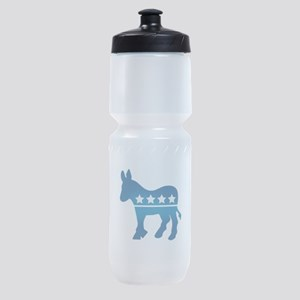 Democrat Donkey Sports Bottle
