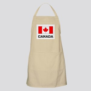 Canada Flag BBQ Apron