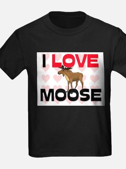 I Love Moose T