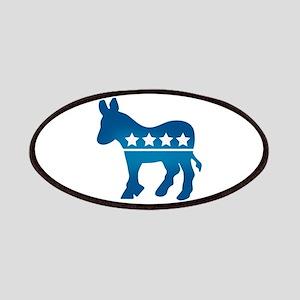Democrat Donkey Patch