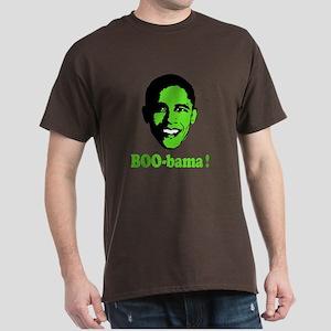 Halloween Boo Obama Dark T-Shirt