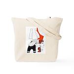 Nubian Goddesses Tote Bag