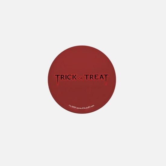 TrickOrTreat Mini Button