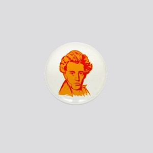Strk3 Soren Kierkegaard Mini Button