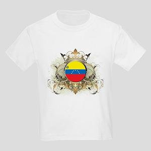Stylish Venezuela Kids Light T-Shirt