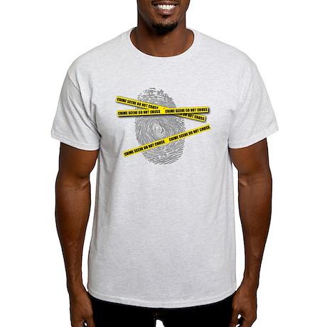 CRIME SCENE! Light T-Shirt