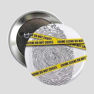 """CRIME SCENE! 2.25"""" Button"""
