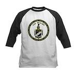 USS BRAINE Kids Baseball Jersey