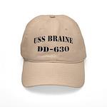 USS BRAINE Cap
