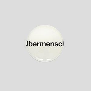 ubermensch Mini Button