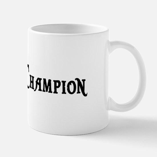 Dwarf Champion Mug