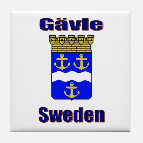 Unique Norway souvenir Tile Coaster