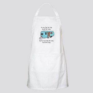 Take The Trash Out Of The Trailer BBQ Apron