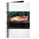 201-Cat Charlie Journal