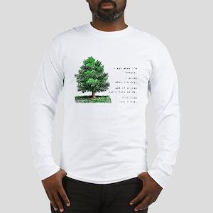 Live 'Til I Die - Long Sleeve T-Shirt