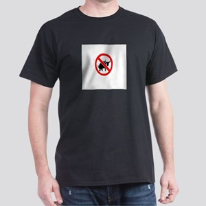"""No Bullshit"" Dark T-Shirt"
