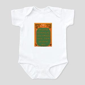 DO UNTO OTHERS.. Infant Bodysuit